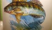 rucne-malovany-salek-na-kavu-s-rybou-pro-rybare-original (1)