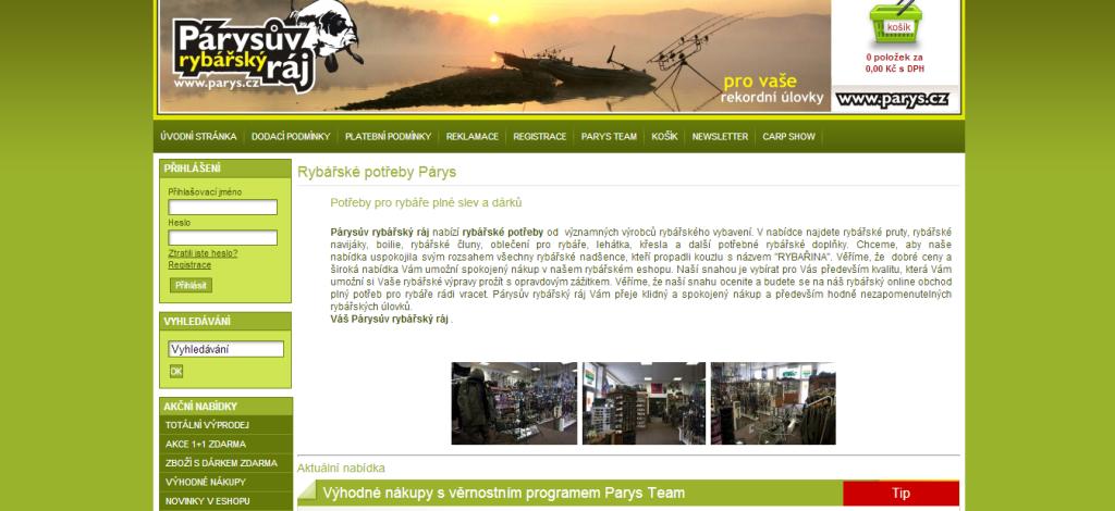 parys.cz