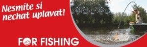 Veletrh FOR FISHING