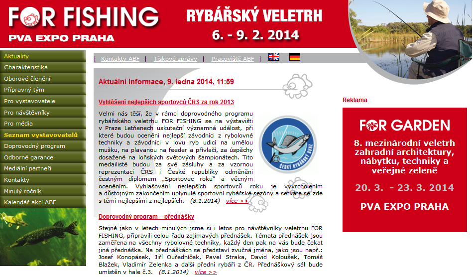 for-fishing.cz
