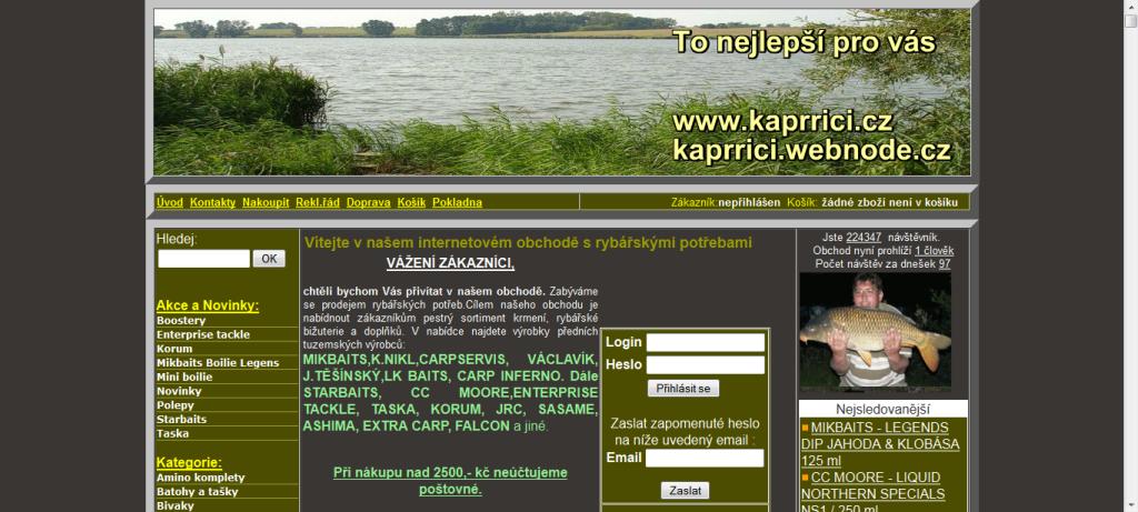 kaprrici.cz