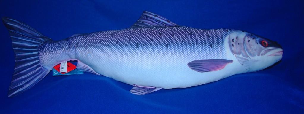 polštář losos