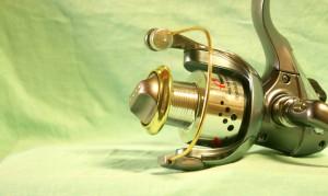 Rybářský naviják 2