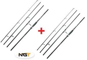 ngt-prut-dynamic-travel-carp-11ft-4pc-akce-1-1-zdarma-original