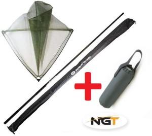 ngt-podberak-carp-deluxe-carbon-42-with-handle-plovak-zdarma-original